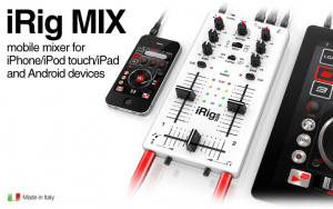 Микшер IK Multimedia iRig MIX