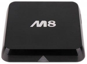 Android Smart TV M8 Amlogic S802 2GB